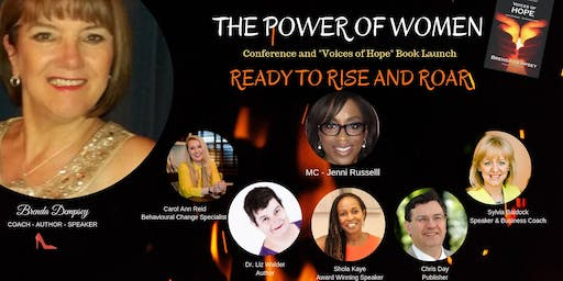 Voices of Hope Book Launch - The Power of Women: Ready to Rise & Roar