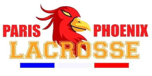 Initiation au Lacrosse - Gratuite
