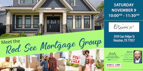 Meet The Rod See Mortgage Group tickets