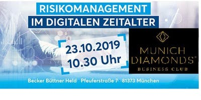 Risikomanagement im digitalen Zeitalter