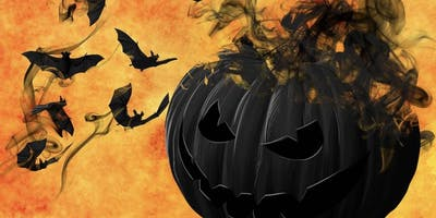 Halloween Haunted Scavenger Hunt