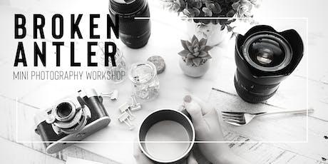 Broken Antler Mini Workshop tickets