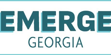 #wcw Happy Hour with Emerge Georgia tickets