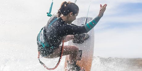UO Sports Product Management Speaker Series: Sensi Graves - Pro Kiteboarder tickets