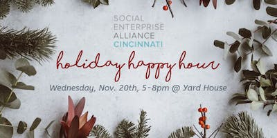 SEA Cincy Holiday Happy Hour