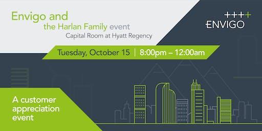 Envigo  and The Harlan Family customer appreciation event