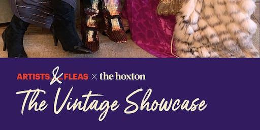 Artists & Fleas x The Hoxton Present: The Vintage Showcase