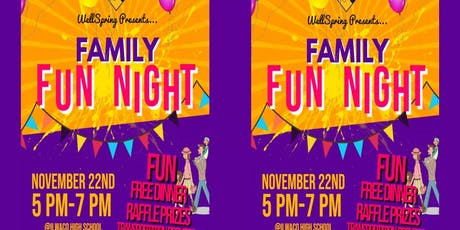 Family Fun Night tickets