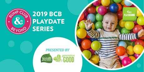 FREE BCB Playdate: Cornerstone Kids Playground Presented by Seventh Generation (Madison,TN) tickets