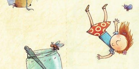 """""""Alice Cascherina"""" Lettura Animata con Laboratorio biglietti"""