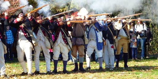 243rd Commemoration of the Battle of Fort Washington