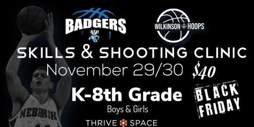 Black Friday Shooting Clinic