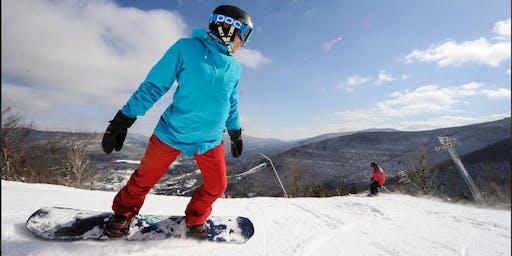 Weekend  Ski and Snowboarding retreat - STOWE mountain