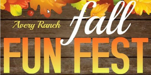 Avery Ranch FALL FUN FEST