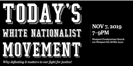 White Nationalism: Why defeating it matters to our fight for justice