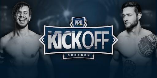 PRO Kickoff - Wrestling LIVE in Dresden