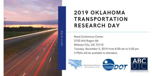 2019 Oklahoma Transportation Research Day