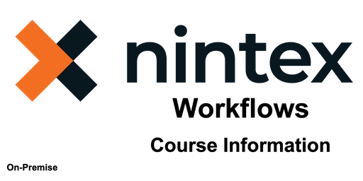 Intro. to Nintex Workflows (On-Premise) - 3 Day Course - Springfield, IL