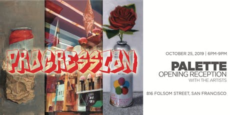 Opening Reception of Progression tickets