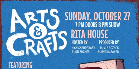 Arts & Crafts Comedy - Oct. 27 tickets