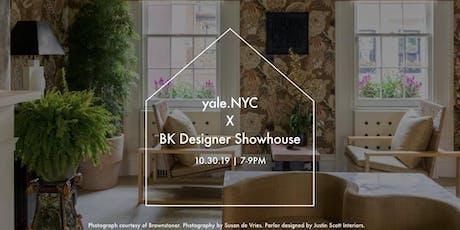 yale.NYC X Brooklyn Designer Showhouse tickets