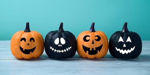 Spook-tacular Autism Halloween Bash