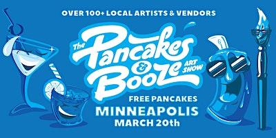 The Minneapolis Pancakes & Booze Art Show