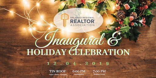 Inaugural and Holiday Celebration