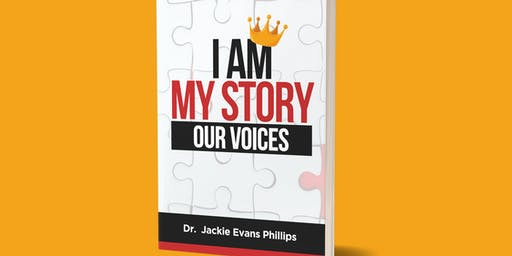 I Am My Story Book Tour- Connecticut Activate Your Healing