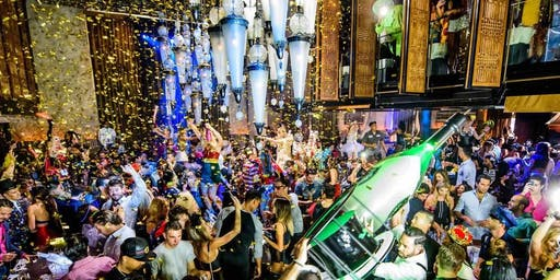 LAVO PARTY BRUNCH EPIC SATURDAYS **OPEN BAR FOR LADIES**