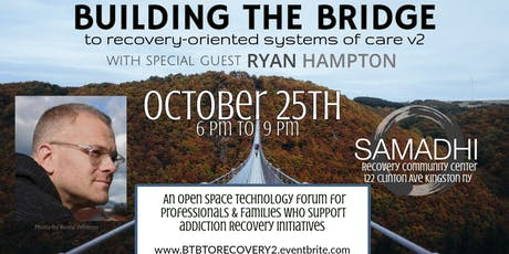 Building the Bridge to Recovery with Ryan Hampton tickets