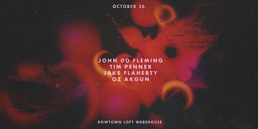 J00F Toronto: John 00 Fleming, Tim Penner, Oz Akgun, Jake Flaherty