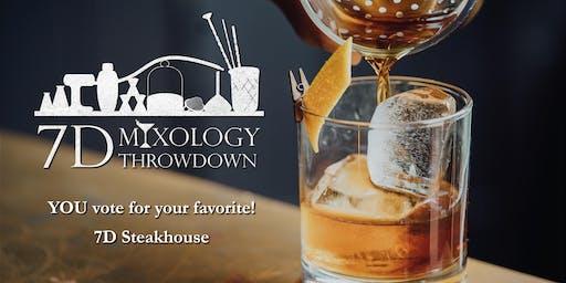 7D Mixology Throwdown