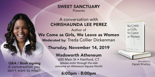 A conversation with Chrishaunda Lee Perez