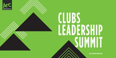 Clubs Leadership Summit tickets