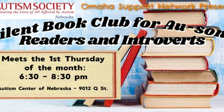 Silent Book Club for Au-some Adults & Introverts tickets