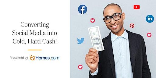 Converting Social Media Into Cold, Hard Cash NAMAR Expo