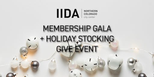 IIDA RMC NOCO | Membership Gala and Holiday Stocking Decorating Event