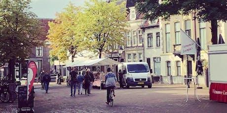 Inspiratie- en Netwerkbijeenkomst binnenstad Culemborg tickets