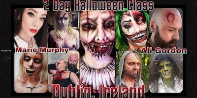 2 Day Halloween FX Workshop
