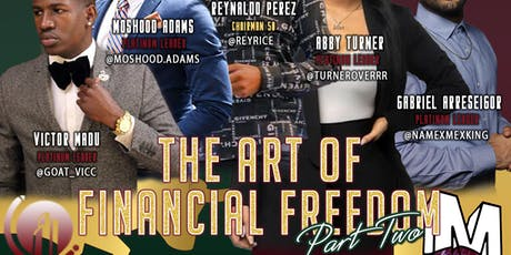 The Art of Financial Freedom tickets