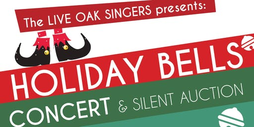 Live Oak Singers Holiday Concert 2019 Presale