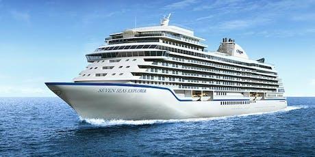 Travel Talk | Vision Travel presents Regent Seven Seas Cruises tickets