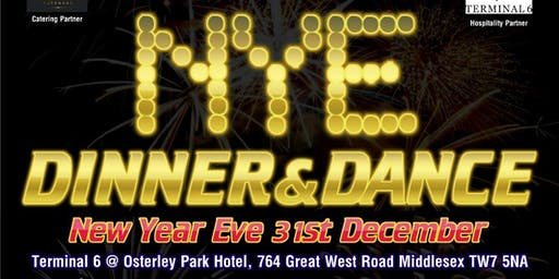 NEW YEAR EVE  DINNER & DANCE