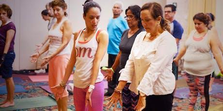 Musico Terapia Meditacion y Yoga Suave para Seniors y personas desde 40 ! entradas