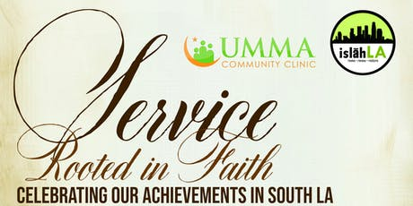 Service Rooted in Faith tickets