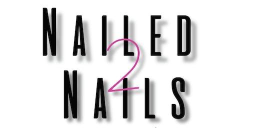 Nailed2Nails pop up