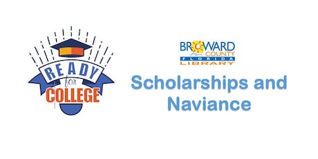 Scholarships and Naviance@Lauderhill Central Park Library tickets