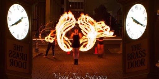 Halloween Fire Freak Show