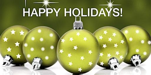 Happy Holidays....Community Baby Shower